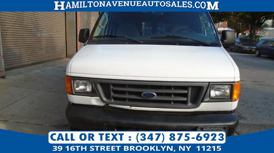 Used 2006 Ford Econoline Cargo Van in Brooklyn, New York | Hamilton Avenue Auto Sales DBA Nyautoauction.com. Brooklyn, New York