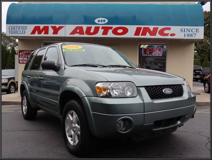 Used Ford Escape 4dr 3.0L Limited 4WD 2006 | My Auto Inc.. Huntington Station, New York