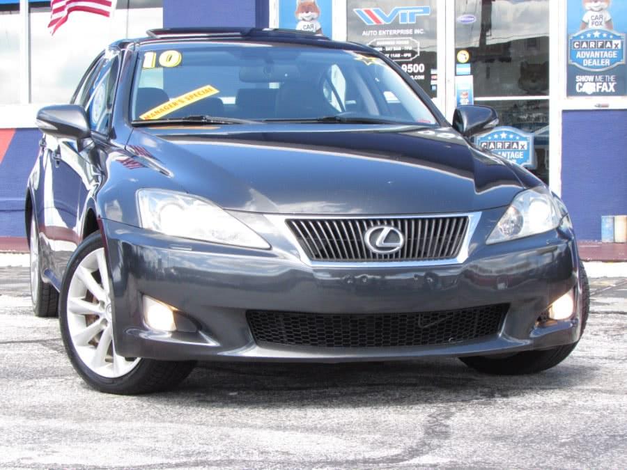 Used Lexus IS 250 4dr Sport Sdn Auto AWD 2010 | VIP Auto Enterprise, Inc. Orlando, Florida