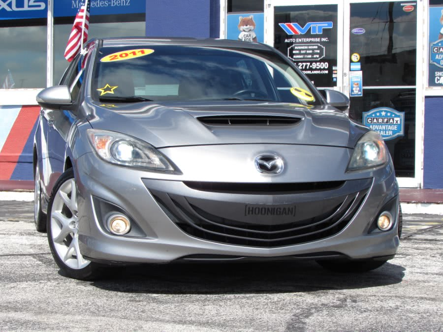 Used Mazda Mazda3 5dr HB Man Mazdaspeed3 Sport 2011 | VIP Auto Enterprise, Inc. Orlando, Florida