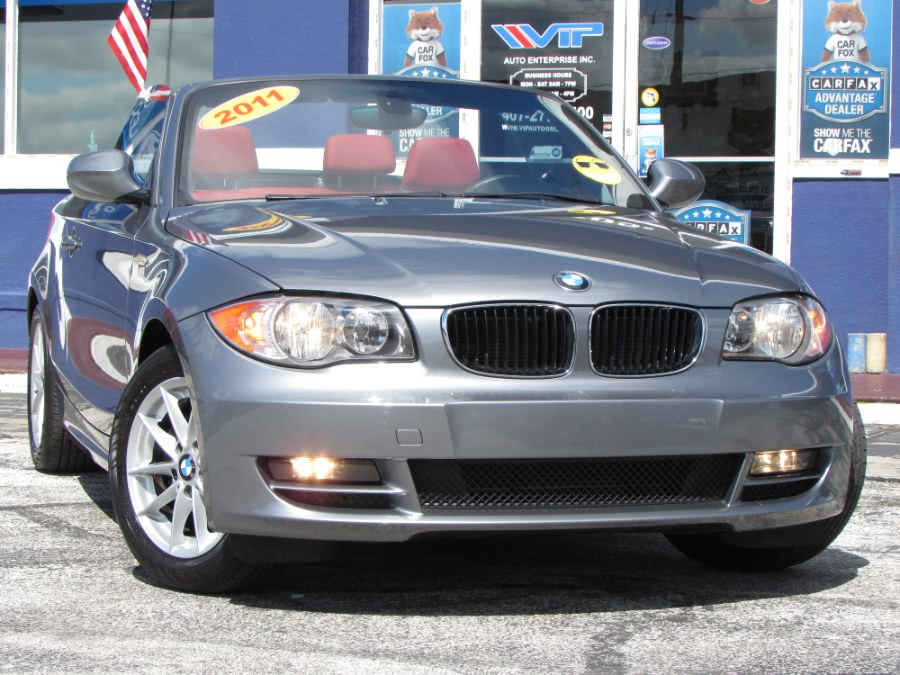 Used 2011 BMW 1 Series in Orlando, Florida | VIP Auto Enterprise, Inc. Orlando, Florida