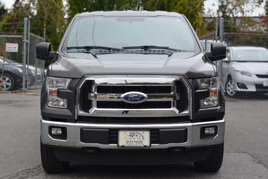 "Used Ford F-150 4WD SuperCrew 145"" XLT 2015 | New Beginning Auto Service Inc . Ashland , Massachusetts"