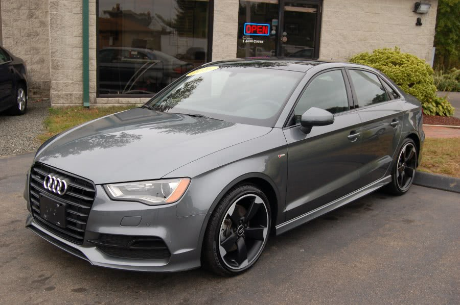 Used Audi A3 4dr Sdn quattro 2.0T Premium 2016 | M&N`s Autohouse. Old Saybrook, Connecticut