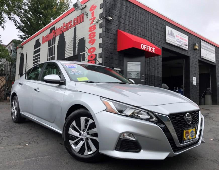 Used 2019 Nissan Altima in Chelsea, Massachusetts | Boston Prime Cars Inc. Chelsea, Massachusetts