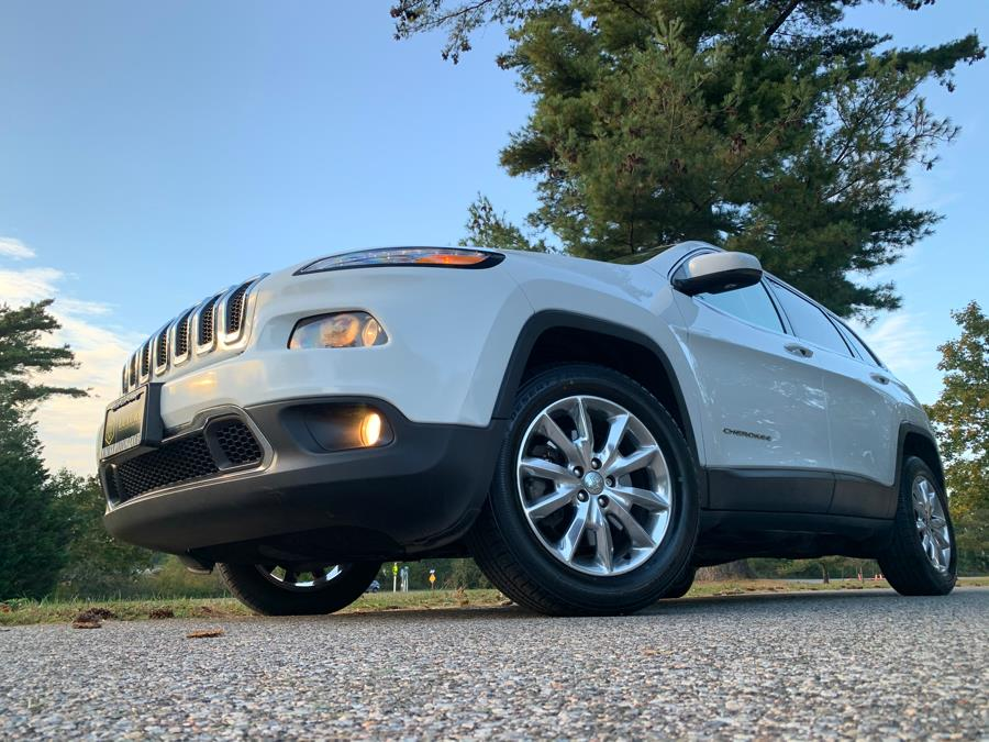 2016 Jeep Cherokee 4WD 4dr Limited, available for sale in Franklin Square, New York | Luxury Motor Club. Franklin Square, New York