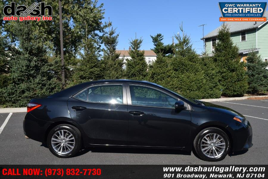 2015 Toyota Corolla 4dr Sdn CVT LE Premium (Natl), available for sale in Newark, New Jersey | Dash Auto Gallery Inc.. Newark, New Jersey