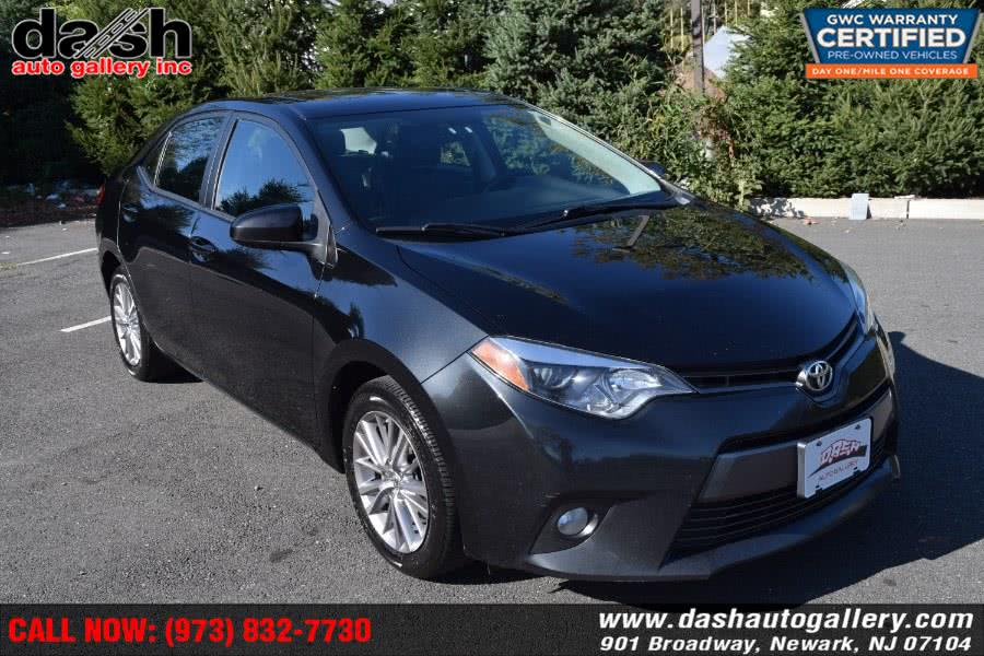 Used 2015 Toyota Corolla in Newark, New Jersey | Dash Auto Gallery Inc.. Newark, New Jersey