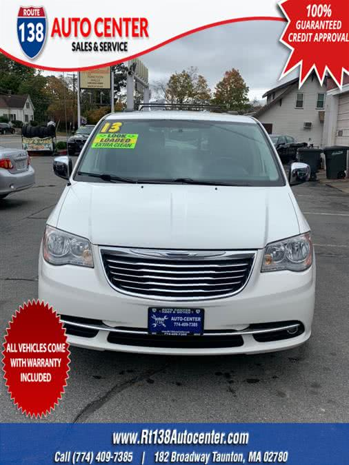 Used 2013 Chrysler Town & Country in Taunton, Massachusetts | Rt 138 Auto Center Inc . Taunton, Massachusetts