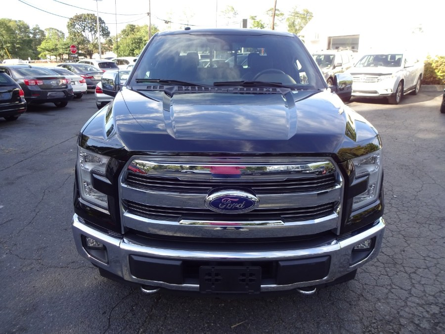 2017 Ford F-150 King Ranch 4WD SuperCrew 5.5'' Box, available for sale in Islip, New York | Mint Auto Sales. Islip, New York
