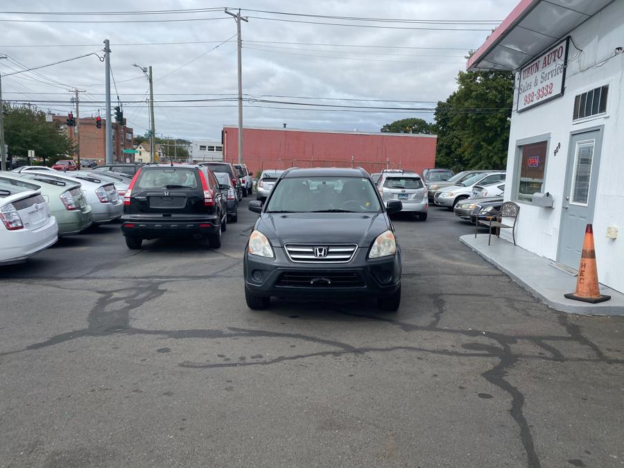 2006 Honda CR-V 2WD LX AT, available for sale in West Haven, Connecticut | Uzun Auto. West Haven, Connecticut