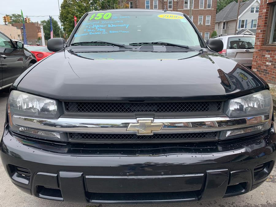 2006 Chevrolet TrailBlazer 4dr 4WD LS, available for sale in New Britain, Connecticut | Central Auto Sales & Service. New Britain, Connecticut