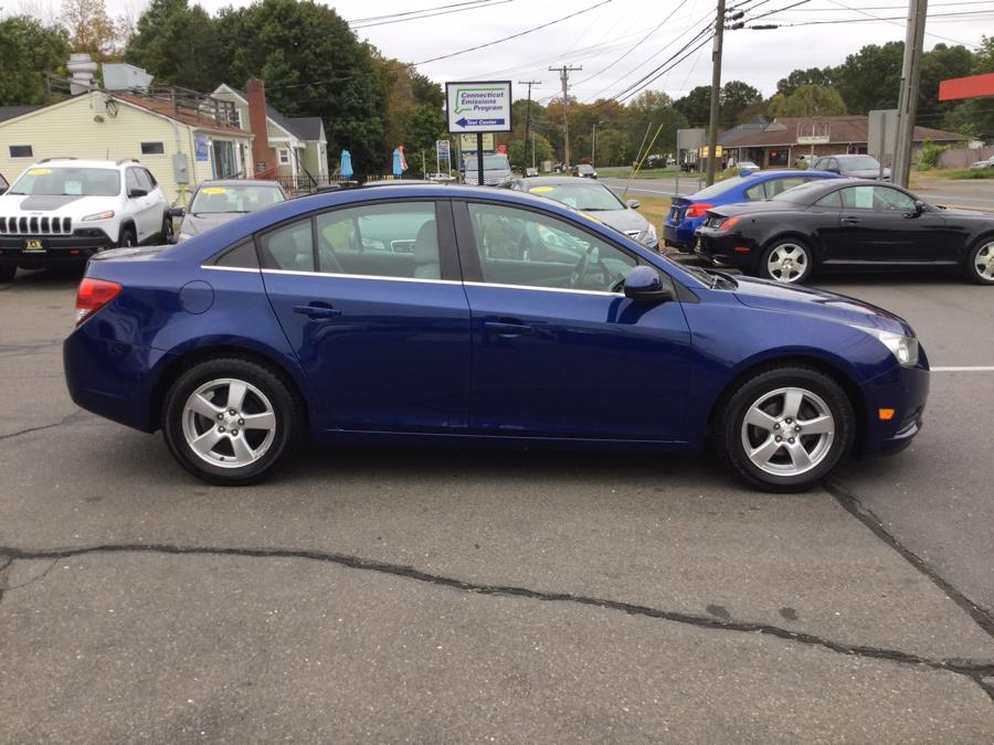 Used Chevrolet Cruze 4dr Sdn LT w/1LT 2012 | L&S Automotive LLC. Plantsville, Connecticut
