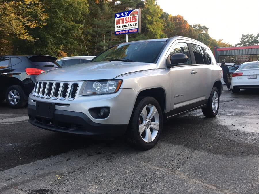 Used 2013 Jeep Compass in Springfield, Massachusetts | Bay Auto Sales Corp. Springfield, Massachusetts