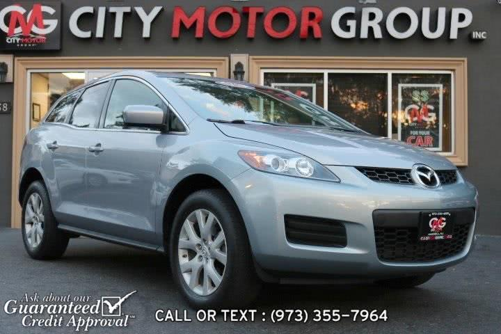 Used 2008 Mazda Cx-7 in Haskell, New Jersey | City Motor Group Inc.. Haskell, New Jersey