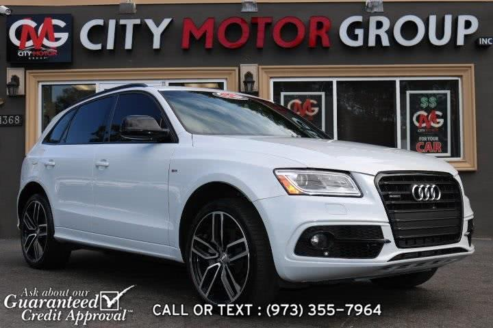 Used 2016 Audi Q5 in Haskell, New Jersey | City Motor Group Inc.. Haskell, New Jersey