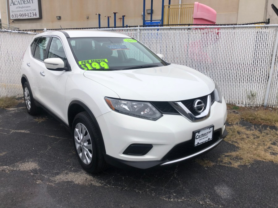 Used Nissan Rogue AWD 4dr S 2014 | Carmatch NY. Bayshore, New York