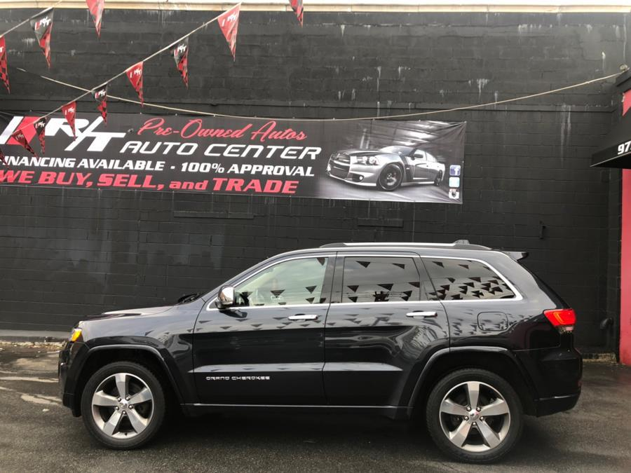 2014 Jeep Grand Cherokee RWD 4dr Limited, available for sale in Newark, New Jersey   RT Auto Center LLC. Newark, New Jersey