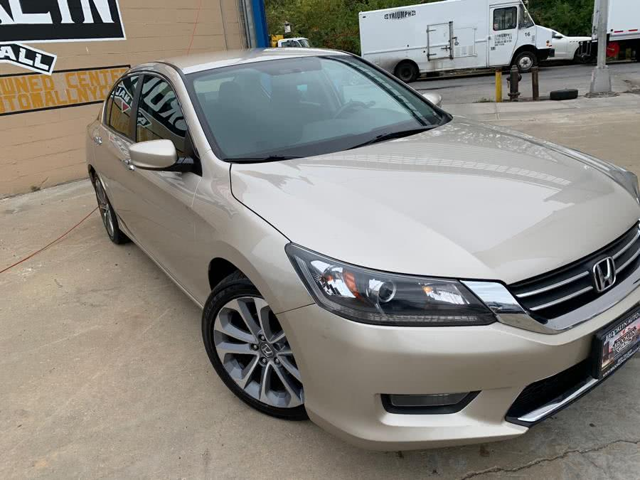 Used 2014 Honda Accord Sedan in Brooklyn, New York | Brooklyn Auto Mall LLC. Brooklyn, New York
