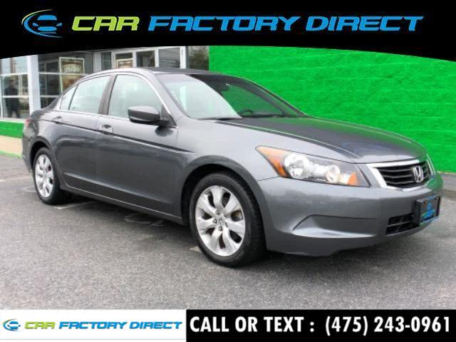 Used 2010 Honda Accord Sdn in Milford, Connecticut | Car Factory Direct. Milford, Connecticut
