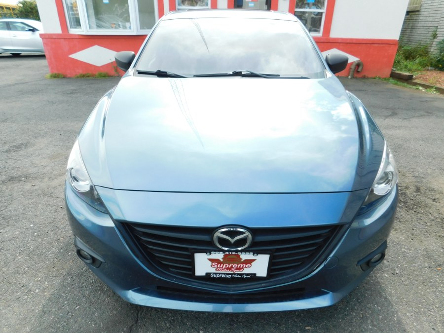 2016 Mazda Mazda3 5dr HB Auto i Touring, available for sale in Elizabeth, New Jersey | Supreme Motor Sport. Elizabeth, New Jersey