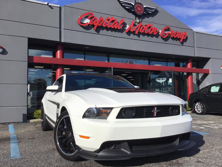 Used Ford Mustang 2dr Cpe Boss 302 2012 | Capital Motor Group Inc. Medford, New York