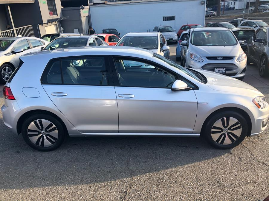 2016 Volkswagen e-Golf SE, available for sale in Daly City, California | Green Light Auto Wholesale. Daly City, California