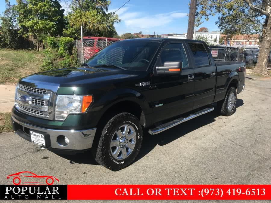 Used 2013 Ford F-150 in Newark , New Jersey | Popular Auto Mall Inc . Newark , New Jersey