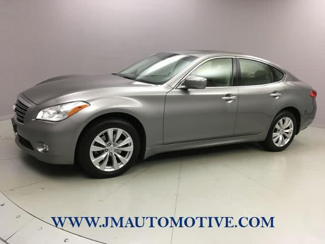 2011 Infiniti M37 4dr Sdn AWD, available for sale in Naugatuck, Connecticut | J&M Automotive Sls&Svc LLC. Naugatuck, Connecticut