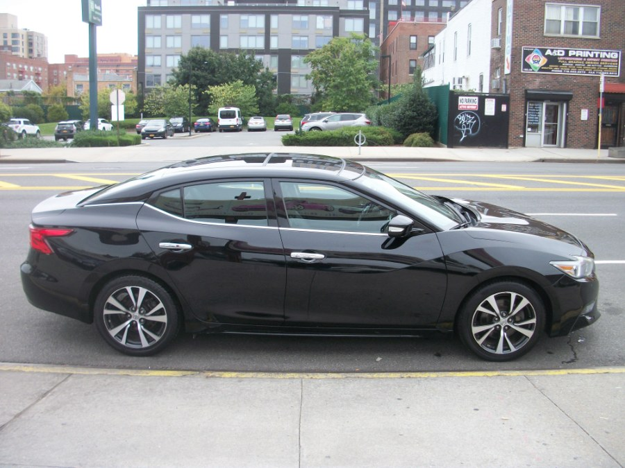 2016 Nissan Maxima 4dr Sdn 3.5 Platinum, available for sale in Jamaica, New York | Gateway Car Dealer Inc. Jamaica, New York