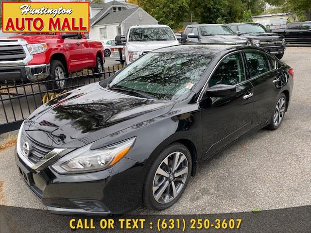 Used Nissan Altima 4dr Sdn I4 2.5 SR 2016 | Huntington Auto Mall. Huntington Station, New York
