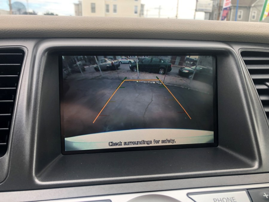 Used Nissan Murano AWD 4dr SV 2011 | Affordable Motors Inc. Bridgeport, Connecticut