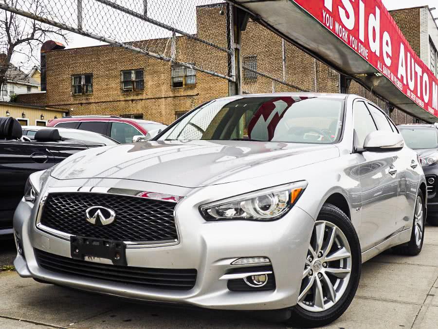 Used 2016 INFINITI Q50 in Jamaica, New York   Hillside Auto Mall Inc.. Jamaica, New York