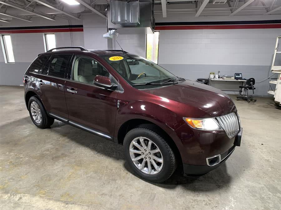 Used Lincoln MKX FWD 4dr 2011 | Wiz Leasing Inc. Stratford, Connecticut