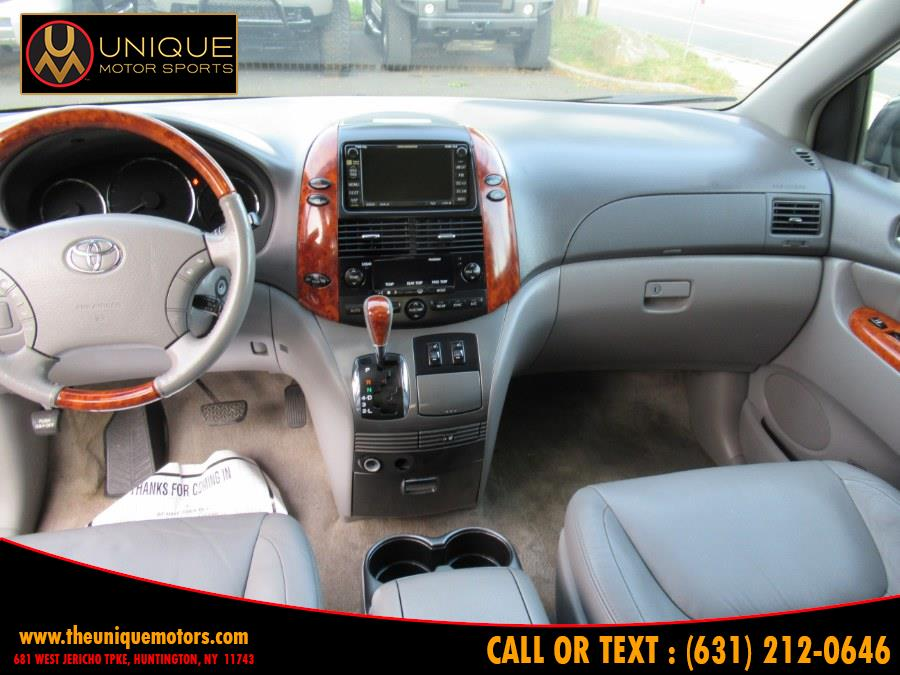 2008 Toyota Sienna 5dr 7-Pass Van XLE Ltd AWD (Natl), available for sale in Huntington, New York   Unique Motor Sports. Huntington, New York