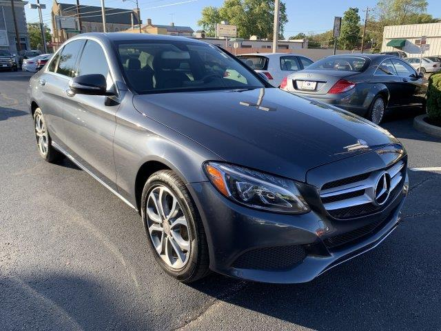 2015 Mercedes-benz C-class C 300 4MATIC, available for sale in Cincinnati, Ohio | Luxury Motor Car Company. Cincinnati, Ohio