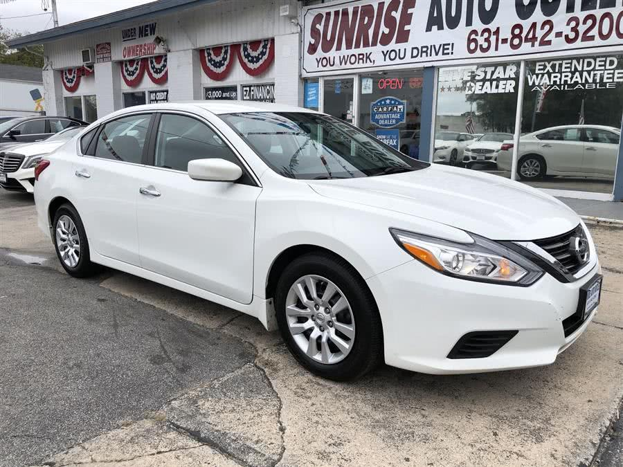 Used Nissan Altima 4dr Sdn I4 2.5 S 2016 | Sunrise Auto Outlet. Amityville, New York