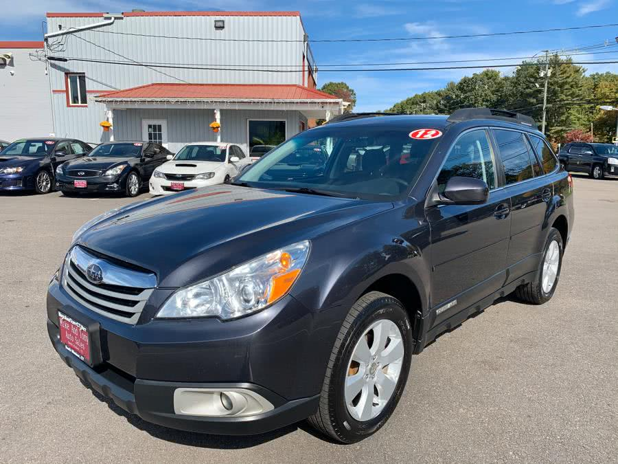 Used 2012 Subaru Outback in South Windsor, Connecticut   Mike And Tony Auto Sales, Inc. South Windsor, Connecticut