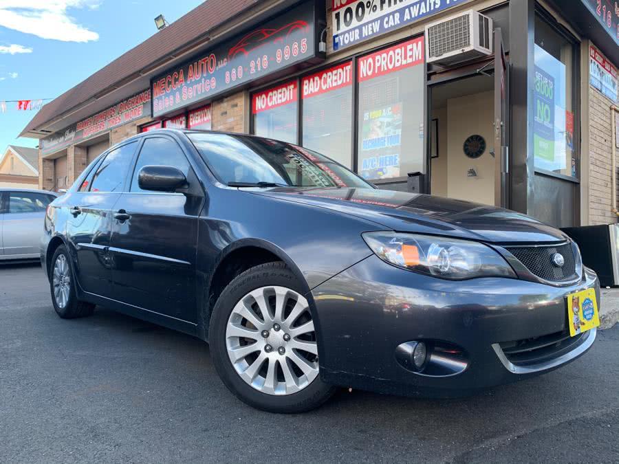 Used 2008 Subaru Impreza Sedan in Hartford, Connecticut | Mecca Auto LLC. Hartford, Connecticut