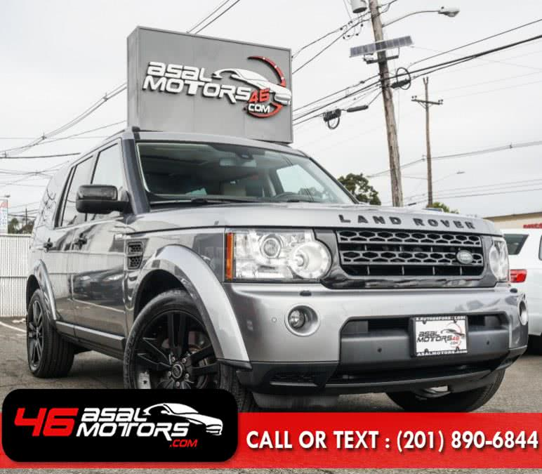 Used 2013 Land Rover LR4 in East Rutherford, New Jersey | Asal Motors 46. East Rutherford, New Jersey