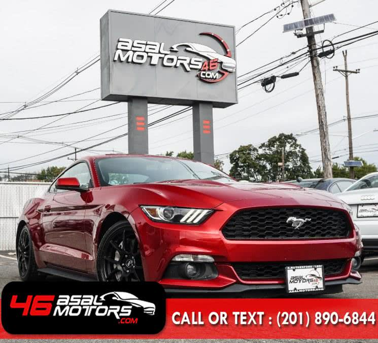 Used 2016 Ford Mustang in lodi, New Jersey | Asal Motors 46. lodi, New Jersey