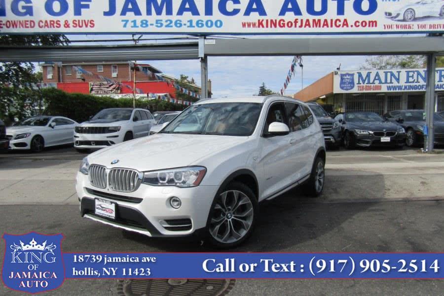 Used 2017 BMW X3 in Hollis, New York | King of Jamaica Auto Inc. Hollis, New York