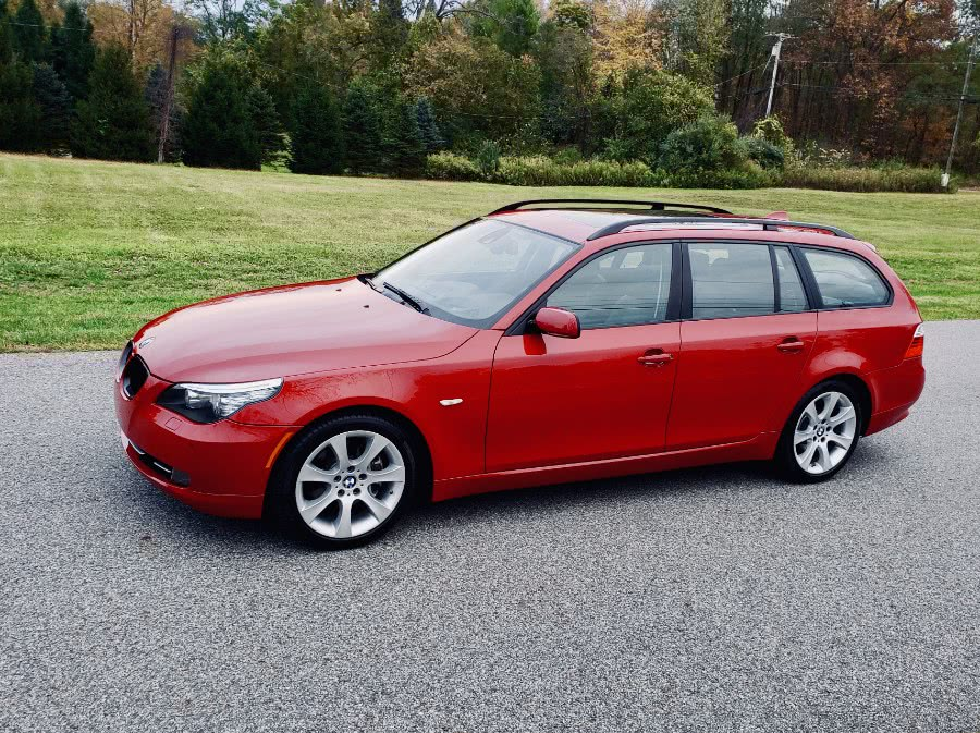 Used 2008 BMW 5 Series in North Salem, New York | Meccanic Shop North Inc. North Salem, New York