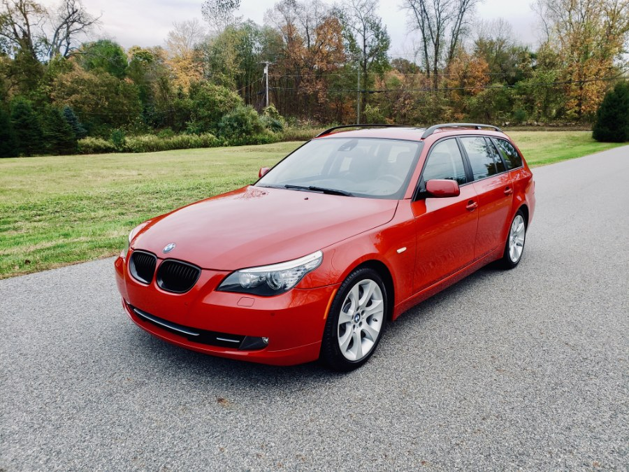 2008 BMW 5 Series 4dr Sports Wgn 535xiT AWD, available for sale in North Salem, New York | Meccanic Shop North Inc. North Salem, New York