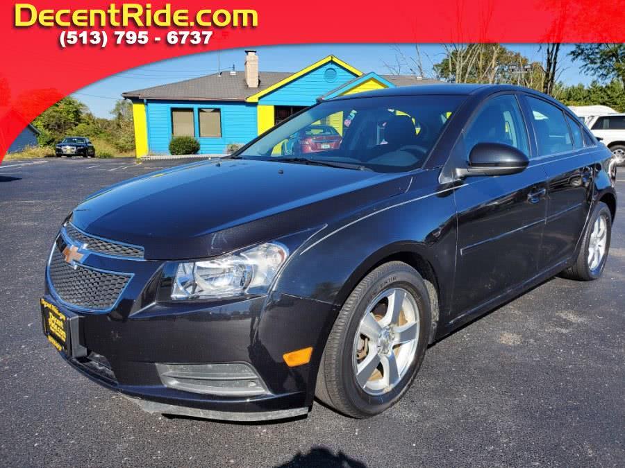 Used 2014 Chevrolet Cruze in West Chester, Ohio | Decent Ride.com. West Chester, Ohio