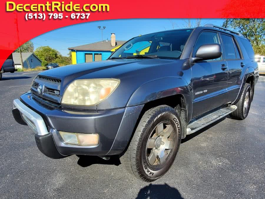 Used 2004 Toyota 4Runner in West Chester, Ohio | Decent Ride.com. West Chester, Ohio