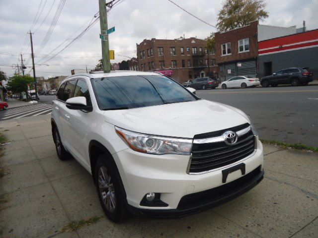 2015 Toyota Highlander AWD 4dr V6 XLE (Natl), available for sale in Brooklyn, New York | Top Line Auto Inc.. Brooklyn, New York