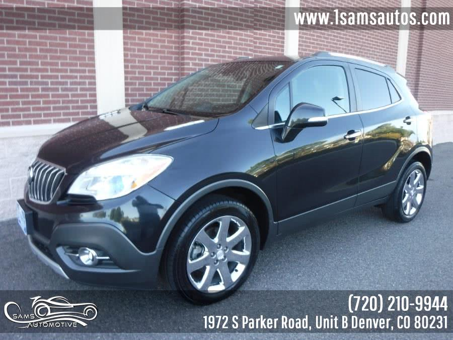 Used 2014 Buick Encore in Denver, Colorado | Sam's Automotive. Denver, Colorado