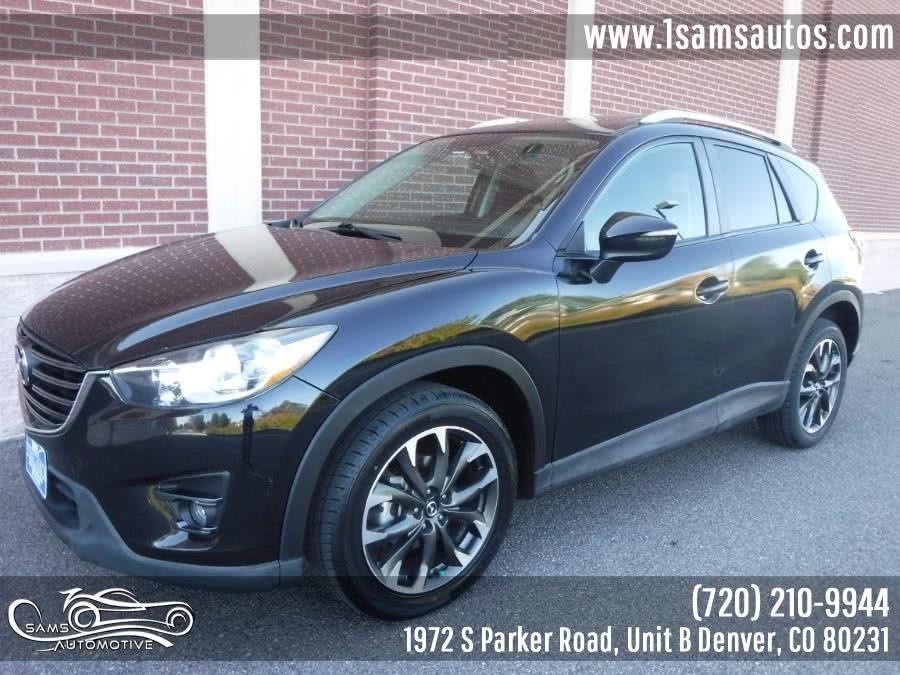 Used 2016 Mazda CX-5 in Denver, Colorado | Sam's Automotive. Denver, Colorado
