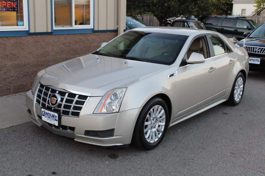 Used 2013 Cadillac CTS Sedan in East Windsor, Connecticut | Century Auto And Truck. East Windsor, Connecticut