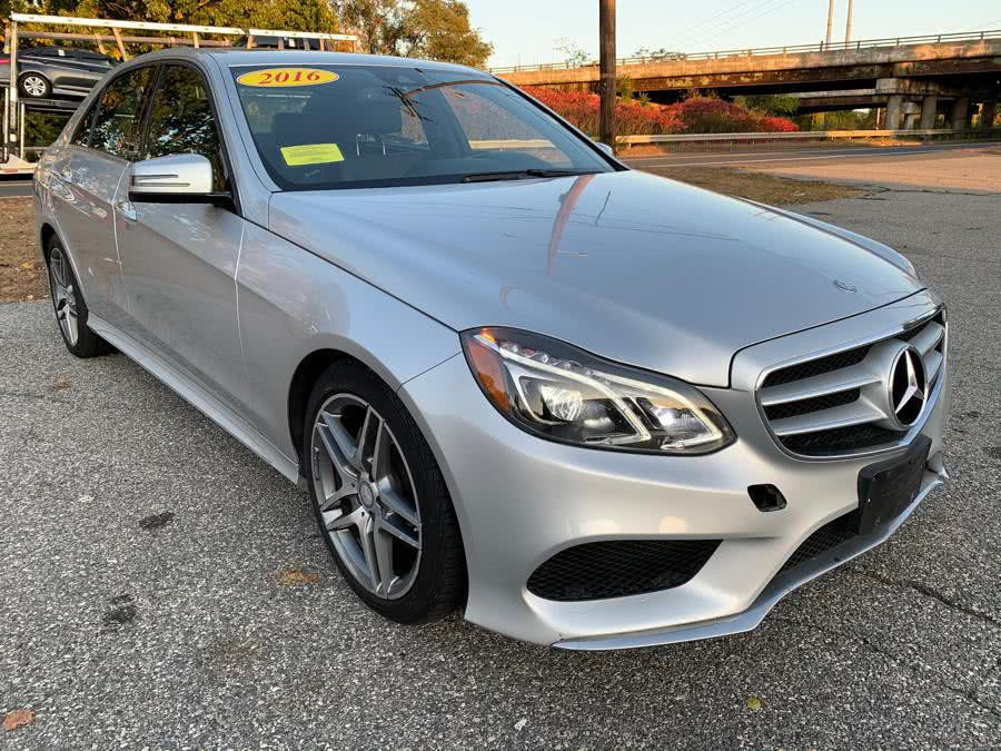 Used Mercedes-Benz E-Class 4dr Sdn E350 Sport 4MATIC 2016 | Danny's Auto Sales. Methuen, Massachusetts